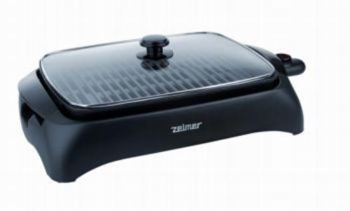 Zelmer Grill czarny 1500W 40Z011