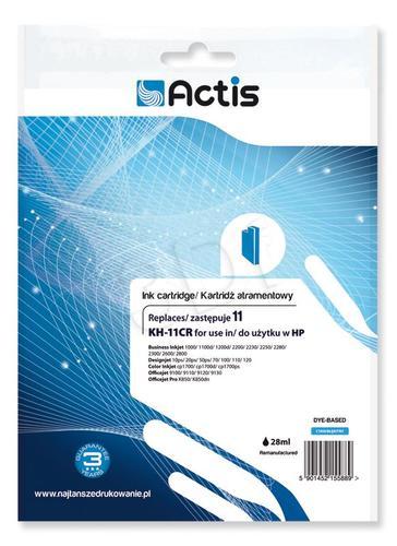 Actis KH-11CR tusz cyan do drukarki HP (zamiennik HP 11 C4836A) Standard