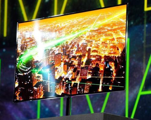 Samsung Super OLED TV