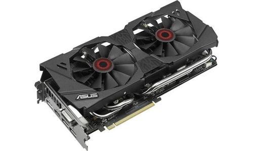 Asus GeForce CUDA GTX980 STRIX 4GB