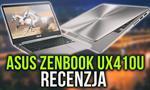 Asus ZenBook UX410U - Recenzja Laptopa