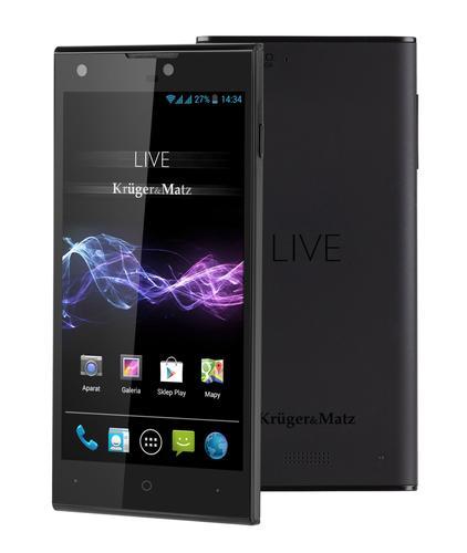 Kruger&Matz LIVE 2 LTE