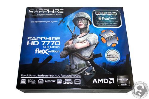 SAPPHIRE HD 7770 FleX