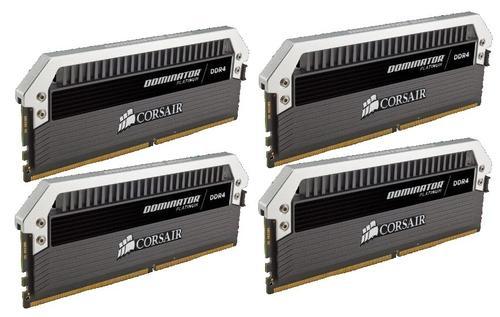 Corsair DDR4 Dominator PLATINUM 16GB/3200 (4*4GB) CL16-18-18-36