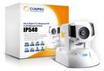 Compro IP540 - wysokowydajna kamera obsługująca cyfrowy zoom 4x