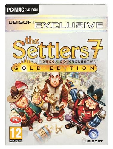 EXCLU Settlers 7 Gold