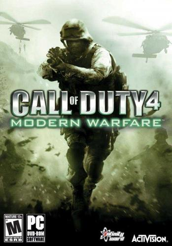 Activision Call Of Duty 4: Modern Warfare PC GAME OF THE YEAR (napisy PL)