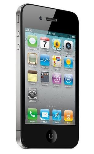 IPHONE 4 8GB BLACK (WYPRZEDAŻ)