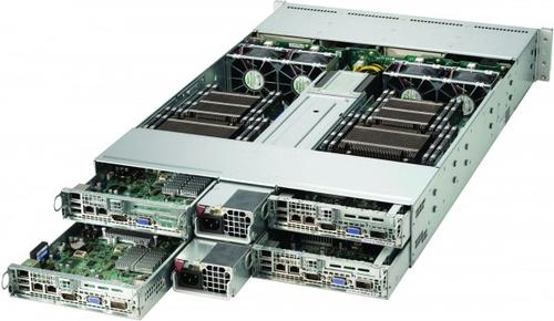 Supermicro SuperServer 6027TR-H71RF SYS-6027TR-H71RF