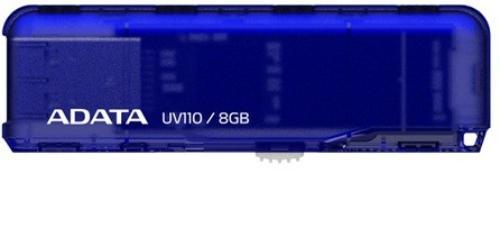A-Data DashDrive UV110 8GB USB2.0 niebieski