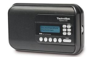 TECHNISAT DigitRadio200 PRZENOŚNE CYFROWE DAB,FM