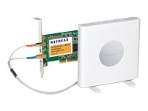 NETGEAR Karta sieciowa WiFi N300 (2.4GHz) RangeMax Next PCI 32-bit BOX WN311B