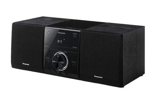 Panasonic Mikro wieża DVD SC-PM50DEP-K