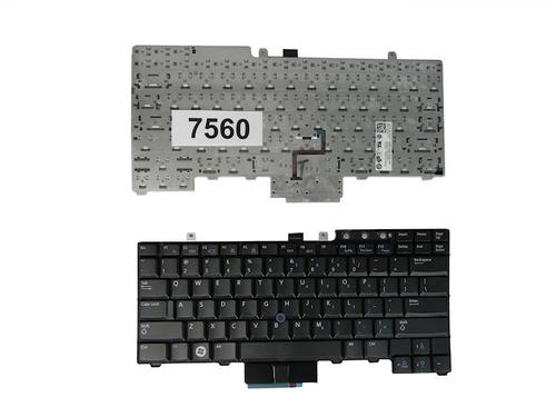 Qoltec Klaw. do noteb. DELL Latitude/Precision