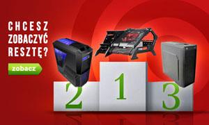 TOP 10 Obudów Komputerowych - Ranking Styczeń 2015