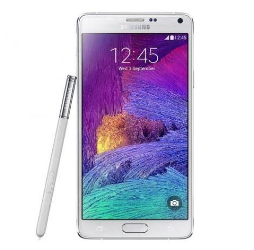 Samsung N910C Galaxy Note 4 White