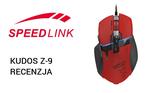 Speedlink Kudos Z-9 - Ciekawa Myszka Dla Gadżeciarza