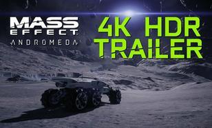 Mass Effect: Andromeda - Nowy Zwiastun w Jakości 4K HDR