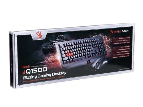 Tracer Zestaw Bloody Q1500 klawiatura+ mysz USB