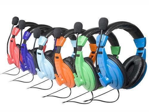 Tracer Słuchawki EXPLODE BLUE