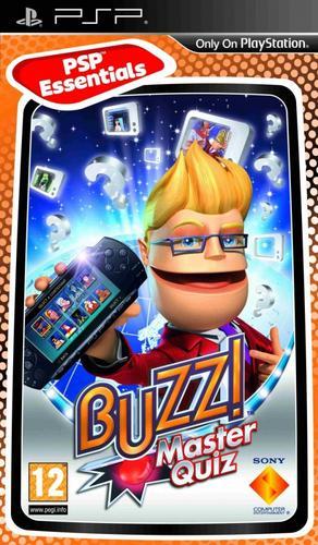 Sony Gra PSP Essentials: Buzz! Master Quiz 9971856 PL