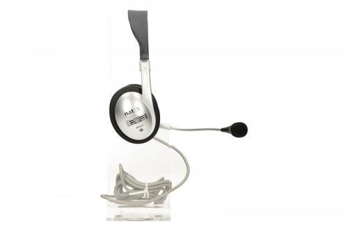 NATEC Słuchawki Wolf + Mikrofon