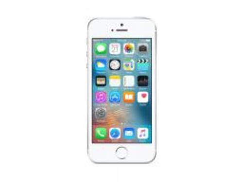 Smartfon Apple iPhone SE 64GB Srebrny (MLM72DN/A)