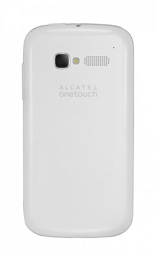 Alcatel 5036D Pop C5 White