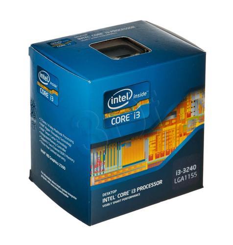 CORE I3 3240 3.4GHz LGA1155 BOX(WYPRZEDAŻ)
