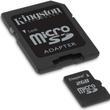 Kingston Micro SD Class 10 + adapter