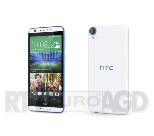 HTC Desire 820G (biało-niebieski)