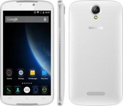 Smartfon DooGee X6 PRO Dual SIM Biały (DGX6PROWHITE)