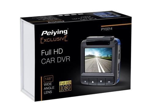 Peiying Rejestrator samochodowy Full HD Exclusive (1920x1080)