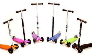 Micro Maxi - nowoczesna hulajnoga dla dzieci