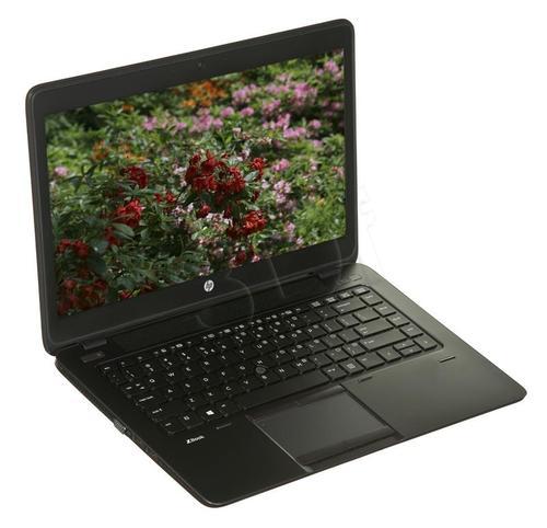 "HP ZBook 14 i5-4300U 4GB 14"" 500GB AMD FirePro M4100 W7P/W8P F0V00EA"