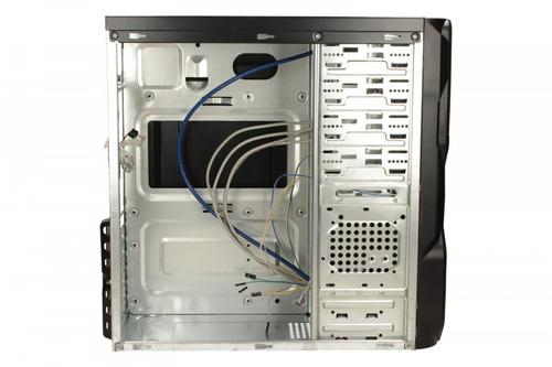 Modecom OBUDOWA KOMPUTEROWA A34 USB 3.0 BLACK BEZ ZASILACZA