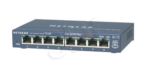 NETGEAR FS108