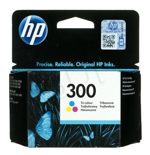 HP Tusz Kolor HP300=CC643EE, 160 str., 4 ml