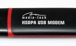 Nowy mobilny internet od Media-Tech Modem USB MT4210
