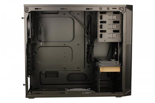 Corsair Carbide Series 200R,bez zasilacza, Midi, Czarna
