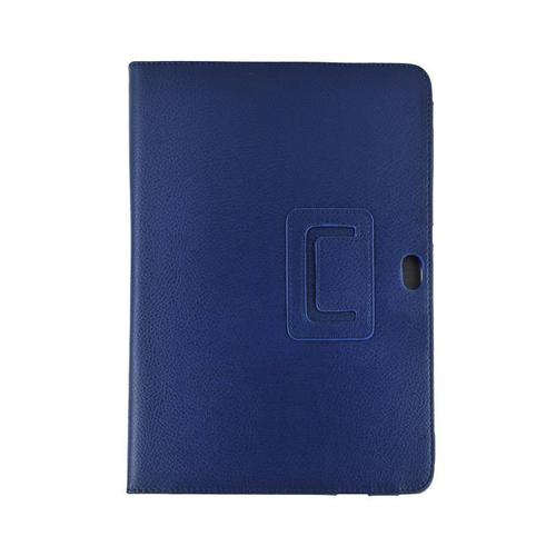 4World Etui - stojak dla Galaxy Tab 10.1, dwa ustwienia, niebieskie