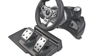[test] Tracer Zonda - kierownica dla graczy