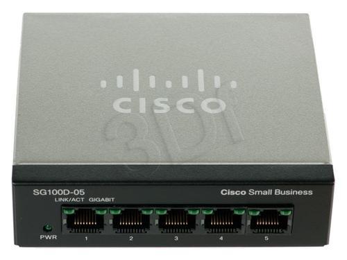 CISCO SG100D-05-EU