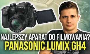 Najlepszy Aparat do Filmowania 4K? Panasonic Lumix GH4