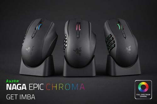 Razer Naga Epic Chroma