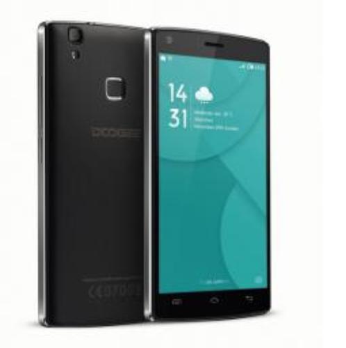 Smartfon DooGee X5 Max Dual SIM Czarny (PH2349)