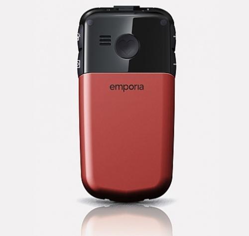 Emporia GLAM V34 RED