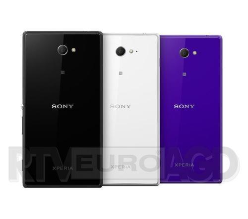 Sony Xperia M2 (czarny)