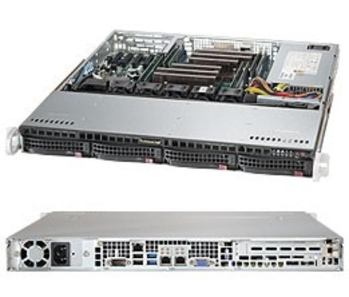 Supermicro SuperServer SYS-6018R-MT SYS-6018R-MT