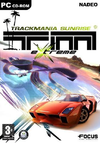 Techland SDC TrackMania Sunrise Extreme PC